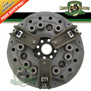 D8nn7502aa New Dual Pressure Plate For Ford 2000 3000 2600 3600 2310 2610