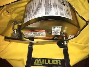 Honeywell Miller 8442 z7 65ft Confined Space Winch 65 350 Lb Max
