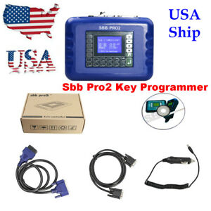 Usa Ship V48 88 S b b Pro2 Auto Programmer For G Chip Support New Cars To 2017