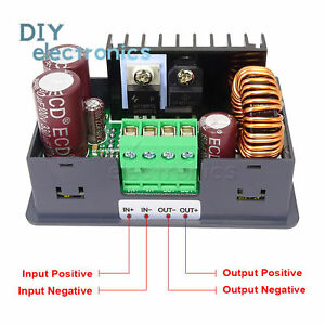 Dps8005 Programmable Constant Voltage Current Step down Power 80v 5a Us