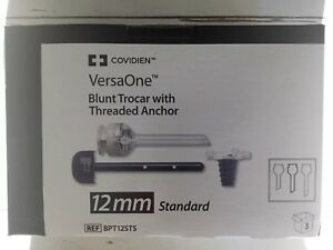 Covidien Versaone With Anchor Ref Bpt12sts Exp 09 2022 3pcs