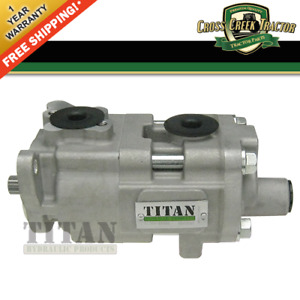 Tc050 36440 New Hydraulic Pump For Kubota Mx5000dt dual Traction 4wd