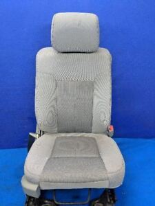 2012 2014 Ford F150 Truck Passenger Cloth Front Seat Bucket Captain Chair