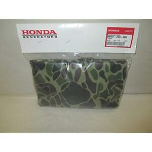 Honda 08p57 zs9 00g Eu3000is Generator Camouflage Cover