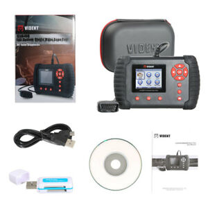 Usa Ship Original Vident Ilink400 Obd2 Auto Diagnostic Scanner One Free Software