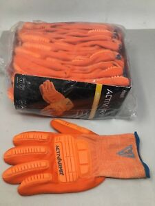 12 Pr Ansell 97 120 Activarmr Nitrile Gloves Oilfield Services Impact Xl 11