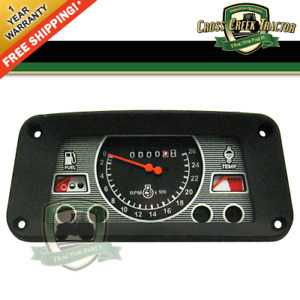 E5nn10849ba New Gauge Assembly For Ford 2600 3600 4600 4600su 2310 2610