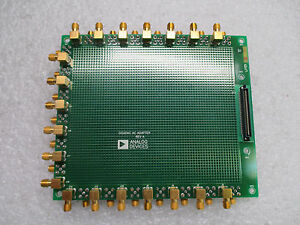 Analog Devices Gigadac Ac Adapter Rev A Board Evm Evaluation Board