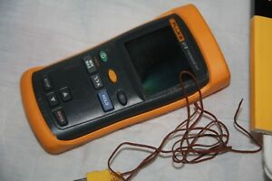 Fluke Thermocouple Thermometer 51 ii