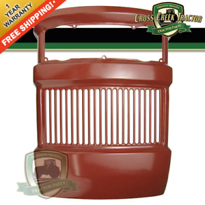 Tx11128 New Grille Without Insert For Long fiat 350 445