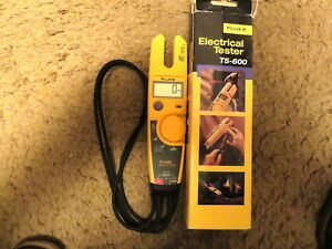 Fluke Electric Tester T5 600