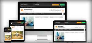 Ecommerce Website Online Shop Web Design woocommerce Online Store Unlimited