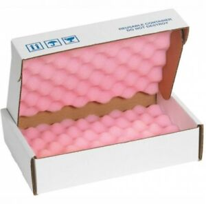 Anti static Foam Shippers 12 X 8 X 2 3 4 24 Pack