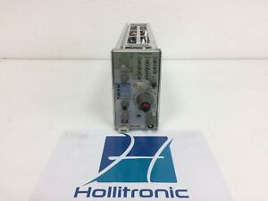 Tektronix 7b87 Time Base W Pretrigger Acquire Clock Module