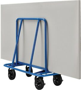 Best Value Sheet Rock Drywall Cart 8 No Flat Wheels 2400 Lb Capacity