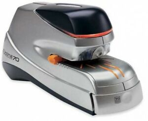 Swingline Optima 70 Electric Stapler 70 Sheet Capacity Silver