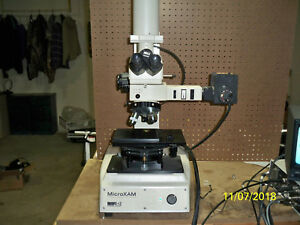 Phase Shift Technology Surface Mapping Microscope Microxam