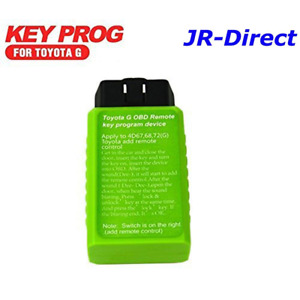 Jr Tool For Toyota G And H Chip Key Programmer Vehicle Obd Remote Key Programme
