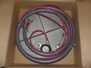 Cherne 38 Plate Style Manhole Tester new