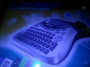 Brand New Dymo Label Manager 400 Label Maker