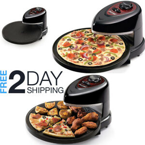 Countertop Pizza Oven Electric Kitchen Counter Food Heater Home Indoor Portable