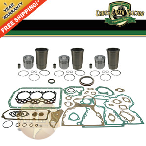 Eokjd3152b New Engine Overhaul Kit For John Deere 820 830 1020 1030 300
