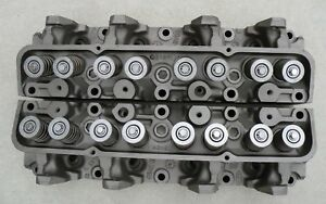 Ford Thunderbird 1969 Fe Big Block 390 C8ae H Heads 1958 1976 58 76
