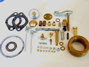 John Deere B Tractor Extensive Carburetor Repair Kit Dltx 34 W Float A D G