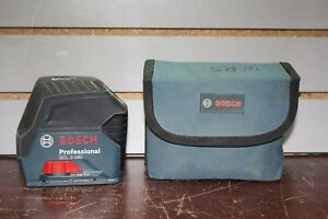 Bosch Professional Gcl 2 160 65ft Laser Level W bag