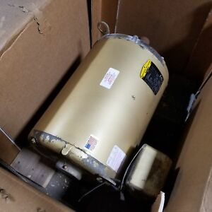 Baldor Em2513t 15hp 3 phase Electric Motor