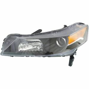 For Acura Tl 2012 2013 2014 Headlight Hid Left Driver Side 33151tk4a11