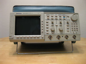 Tek Tektronix Tds620a 2 Ch 500 Mhz 2 Gs s Oscilloscope With Option 2f Works