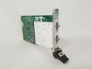 National Instruments Ni Pxi 5652 Rf Signal Generator 500khz 6 6ghz For Pxie 1075