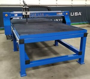 2018 Year Star lab Cnc Plasma System Routing Capable 4x8 Plus Plasma Cutter Deal