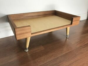 Mid Century Modern Chihuahua Yorkie Little Dog Bed