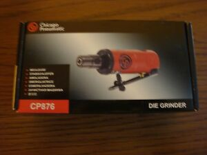 factory Sealed Chicago Pneumatic Die Grinder