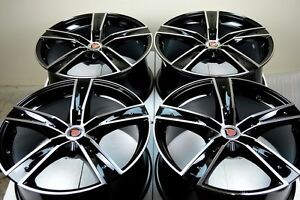 18 Wheels Rims Beetle Cc Eos A3 A4 A6 Jetta Golf Passat R32 Rabbit E320 A5 5x112
