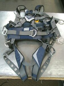 Dbi sala 1113296 Exofit Nex Oil And Gas Harness 18in G0617900 Brand New