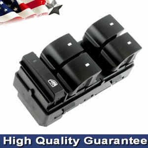 New 2012 2015 Chevy Traverse Oem Replacement Driver Master Power Window Switch