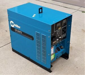 Miller Cp 250ts Constant Voltage Dc Arc Welding Power Source Mig 200 230 460v