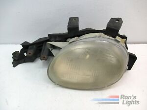 1995 1999 Dodge Neon Headlight Oem Lh Driver Pre Owned