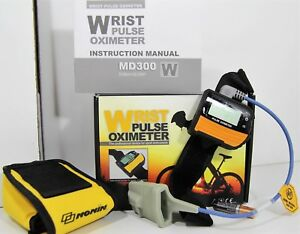 Wrist Ox2 Wrist worn Pulse Oximeter Blood Oxygen Saturation Tool And Pulse Rate