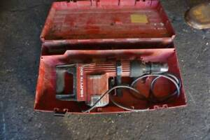 Hilti Te 805 Commercial Electric Demolition Jack Hammer With Case