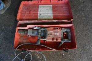Hilti Te 905 Commercial Electric Demolition Jack Hammer With Case
