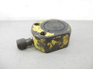 Enerpac Rsm 500 Flat Jac Single acting Low height Hydraulic Cylinder 50 Ton