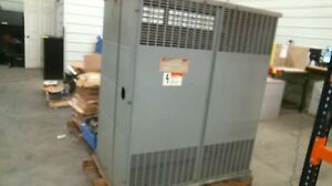 Federal Pacific Fh330cfmd 330 Kva Transformer 3ph 60 Hz 460 V High Voltage
