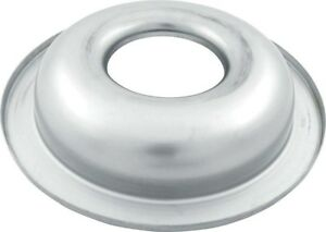 Allstar Performance All26093 Air Cleaner Aluminum Drop Base 16 In Round