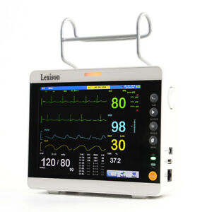 Quality Veterinary Multi Parameter Patient Monitor Etco2 8 4 Keebomed