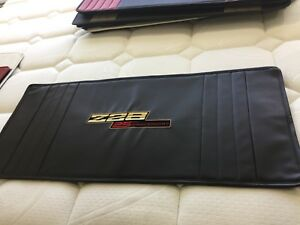 1992 Chevy Camaro 25th Anniversary Z28 Black Color Trophy Cargo Mat New