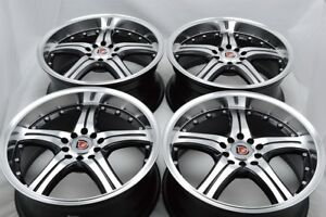 17 Wheels Rims Tc Civic Accord Camry Frs Brz Corolla Celica Legend 5x100 5x114 3